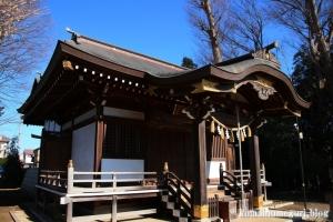 愛宕神社(国分寺市北町)10