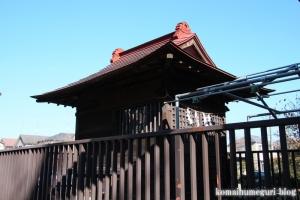 高木八幡宮(国分寺市高木町)7