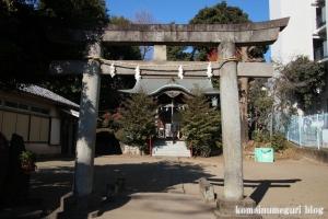 光町稲荷神社(国分寺市光町)2