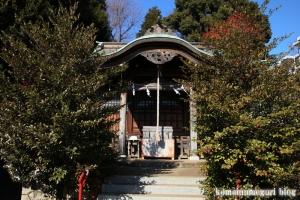 光町稲荷神社(国分寺市光町)3