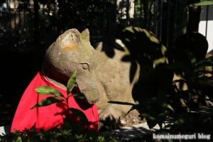 光町稲荷神社(国分寺市光町)6