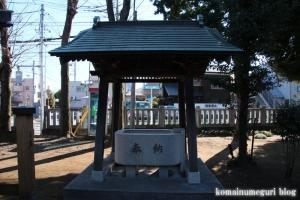 弁天八幡神社(国分寺市西町)4