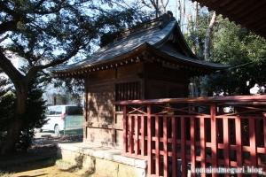 弁天八幡神社(国分寺市西町)7