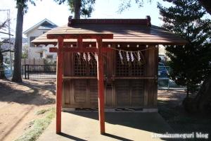 弁天八幡神社(国分寺市西町)8