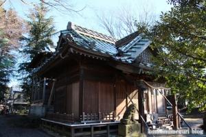 姫宮神社(南埼玉郡宮代町姫宮)14