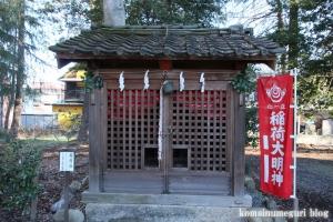 姫宮神社(南埼玉郡宮代町姫宮)16
