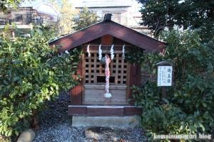 姫宮神社(南埼玉郡宮代町姫宮)20