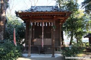 姫宮神社(南埼玉郡宮代町姫宮)21