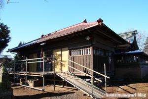 五社神社(南埼玉郡宮代町東)7