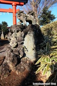 五社神社(南埼玉郡宮代町東)19