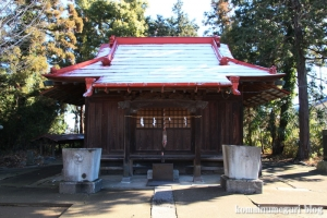 香取神社(北葛飾郡杉戸町堤根)6
