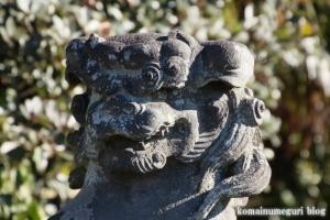 香取神社(北葛飾郡杉戸町堤根)28