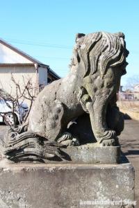香取神社(北葛飾郡杉戸町堤根)19