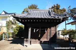 諏訪神社(北葛飾郡杉戸町堤根)5