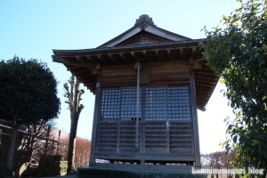 秋葉神社(北葛飾郡杉戸町本郷)5