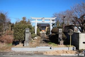 雷電神社(北葛飾郡杉戸町本郷)1