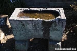 雷電神社(北葛飾郡杉戸町本郷)4
