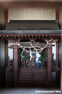 大日神社(北葛飾郡杉戸町堤根)8