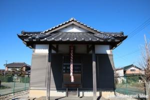 大日神社(北葛飾郡杉戸町堤根)3