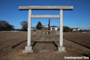豊明神社(北葛飾郡杉戸町大塚)4