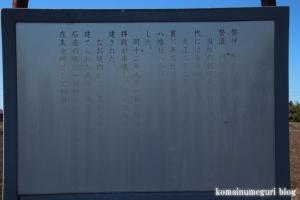 豊明神社(北葛飾郡杉戸町大塚)8