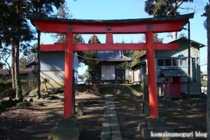 八坂神社(北葛飾郡杉戸町大塚)3