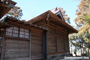 倉常神社(春日部市倉常)14