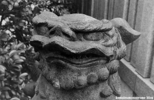 白銀氷川神社(港区白銀)4