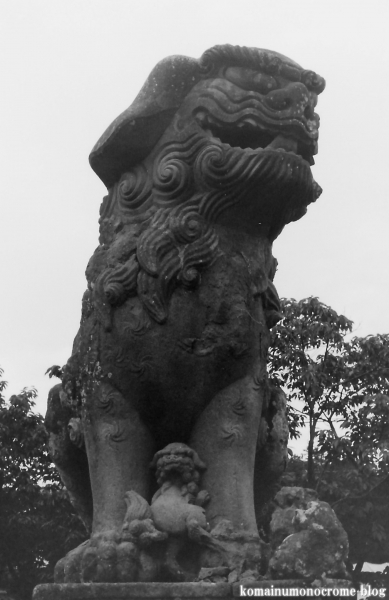 春日神社(松江市奥谷町)2