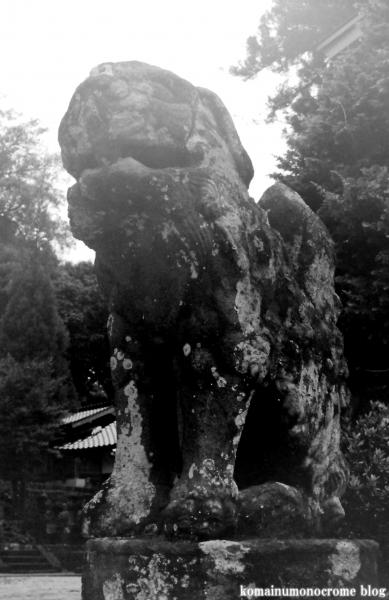 須賀神社(雲南市大東町)1