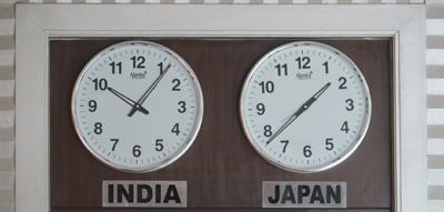 インド 時差