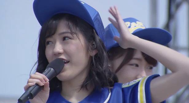 【渡辺麻友】野球のユニホーム姿が可愛すぎ!