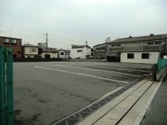 十二月田中学校操車所