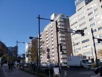 MENSHO TOKYO@後楽園・20151223・交差点