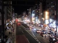 まるいち@渋谷・20160329・明治通り