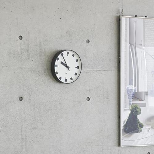 日比谷の時計 Riki Watanabe(渡辺力),2012Lemnos (レムノス)