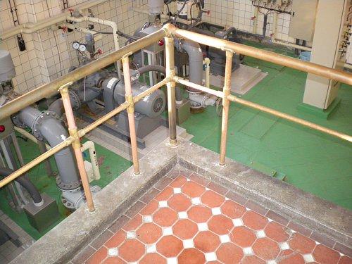 今福浄水場・ポンプ室2