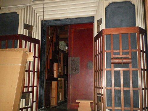 木村浅七邸・西蔵