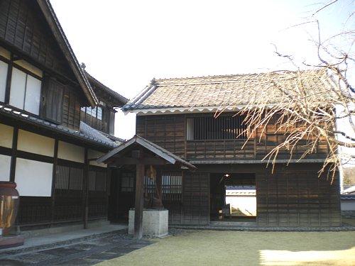 福田屋・台所棟