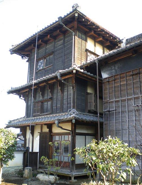 福田屋・離れ1