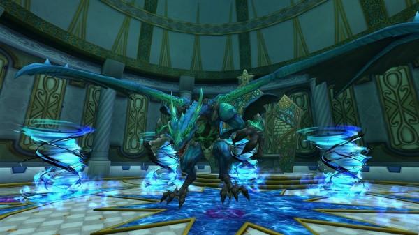 基本プレイ無料の人気ファンタジーオンラインゲーム『星界神話』 3月22日に巨大ダンジョン「ウラノスの砦」と最強防具が手に入る「異界・シャルール祭壇」が登場するよ