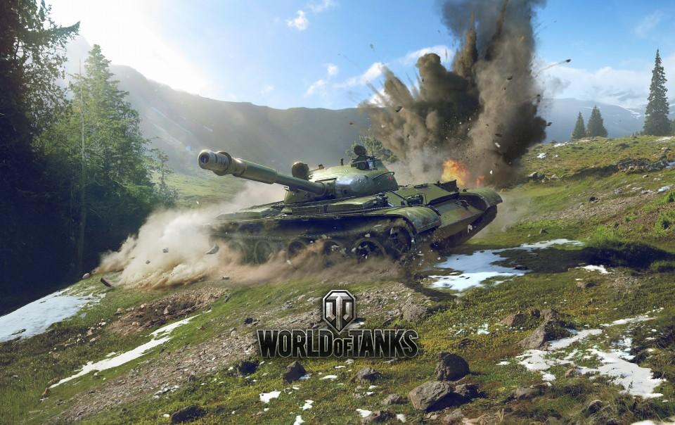 基本プレイ無料のミリタリーシューティングオンラインゲーム 『World Of Tanks(ワールドオブタンクス)』