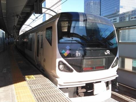 JR E257系 電車