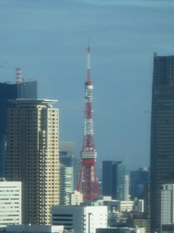 東京タワー【小田急サザンタワーより】
