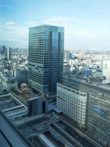 JR新宿ミライナタワー&タカシマヤタイムズスクエア