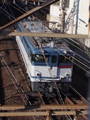 EF65 2138 電気機関車
