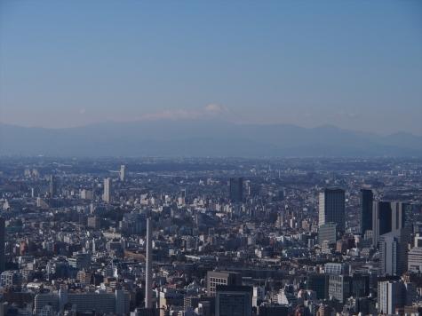 富士山【六本木ヒルズより】