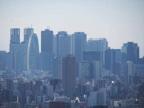 新宿方向【文京シビックセンター】