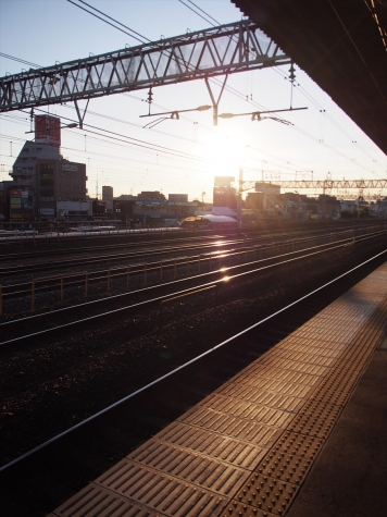 JR 常磐線 金町駅