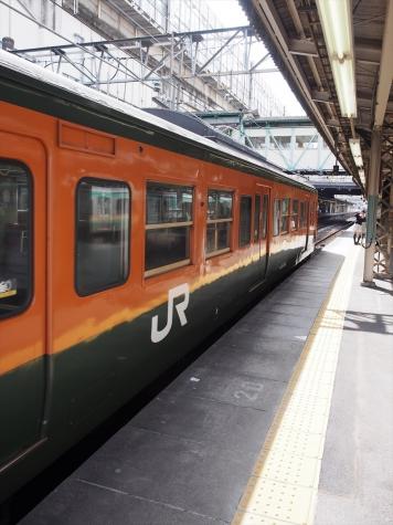 JR 両毛線 115系1000番台 電車